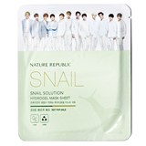 [S] Nature EXO Snail Solution Hydrogel Mask Sheet 25g
