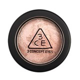 STYLENANDA 3 Concept Eyes Marble Highlighter #Bling peach 5.5g
